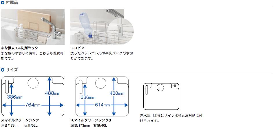 (商品シンク)7