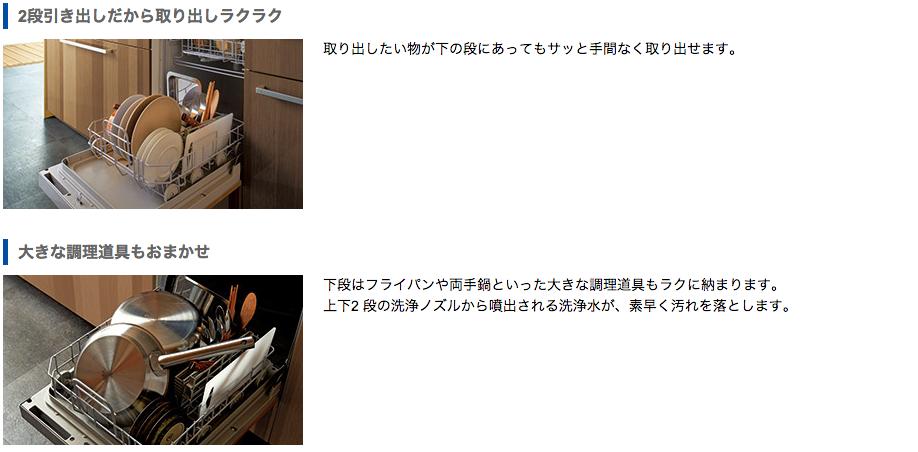 (商品食洗機)2